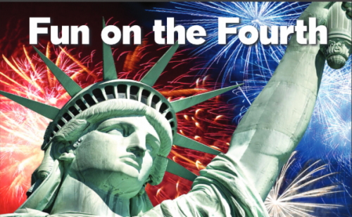 Enjoy a Union, Made in the USA 4th of July