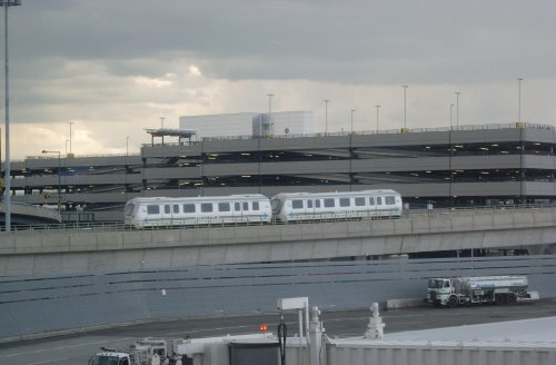 JFK Airtrain: Contract negotiations will be beginning by the end of the month.