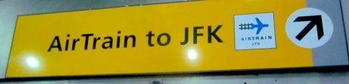 Updates for JFK Airtrain Members