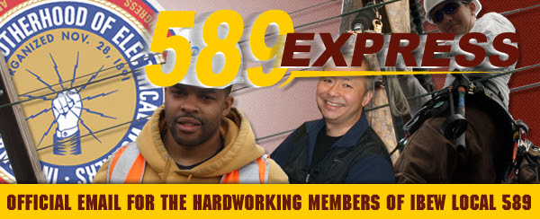 589 Express Newsletter