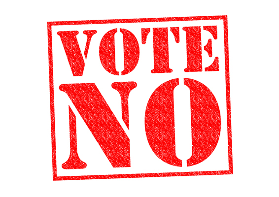 VOTE NO TO PROPOSAL 1!