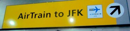 Updates for JFK Airtrain Members